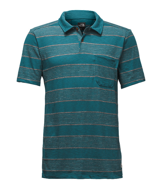 MEN'S SHORT SLEEVE COOL CANYON POLO
