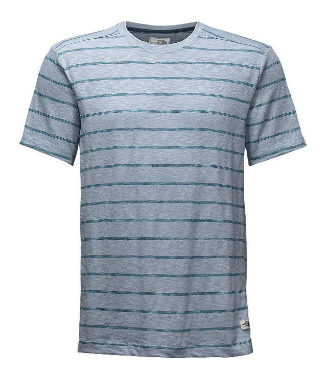 MEN'S SHORT-SLEEVE COOL CANYON CREW