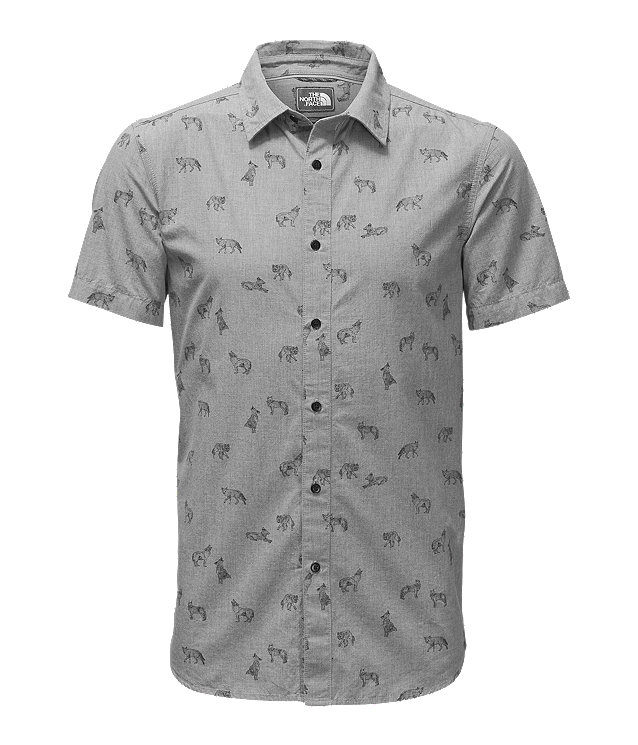 MEN'S SHORT-SLEEVE BAY TRAIL SHIRT