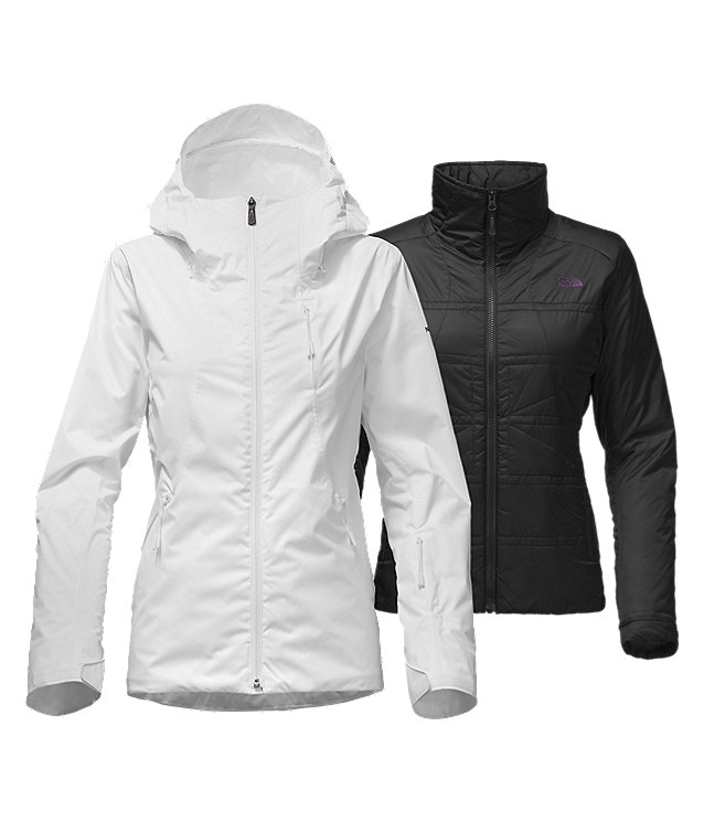 WOMEN'S CLEMENTINE TRICLIMATE JACKET