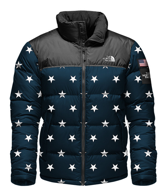 362485520 MEN'S IC NUPTSE JACKET