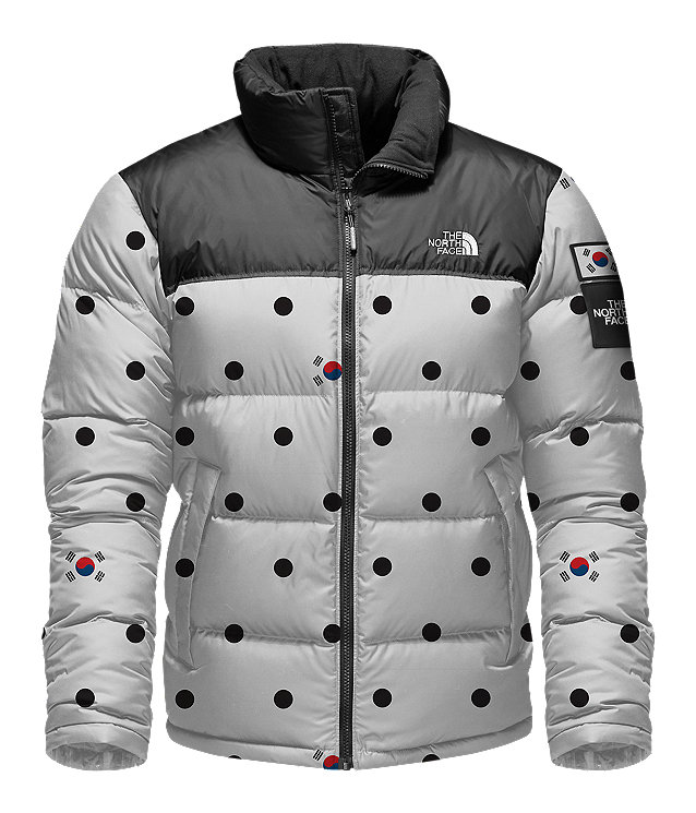 MEN'S IC NUPTSE JACKET
