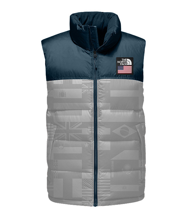 8f68f4ea5 MEN'S IC NUPTSE VEST