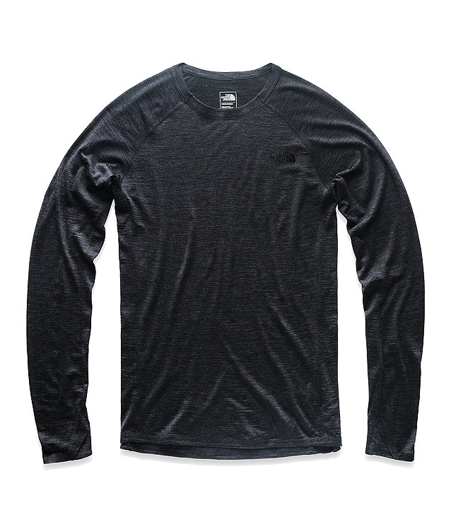 MEN'S WOOL BASELAYER LONG-SLEEVE CREW NECK