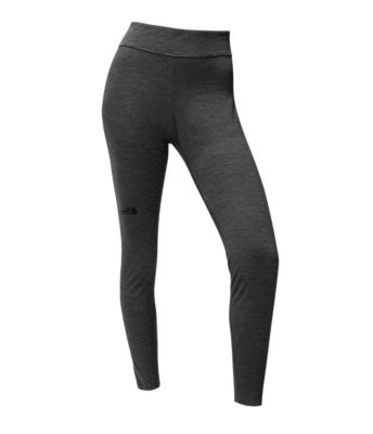Women's Wool Baselayer Tights Hgr by The North Face