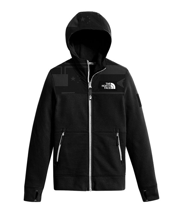 GIRLS' IC FULL ZIP HOODIE