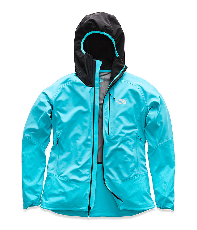 44cfd22e WOMEN'S SUMMIT L4 WINDSTOPPER® SOFT SHELL HOODIE | United States