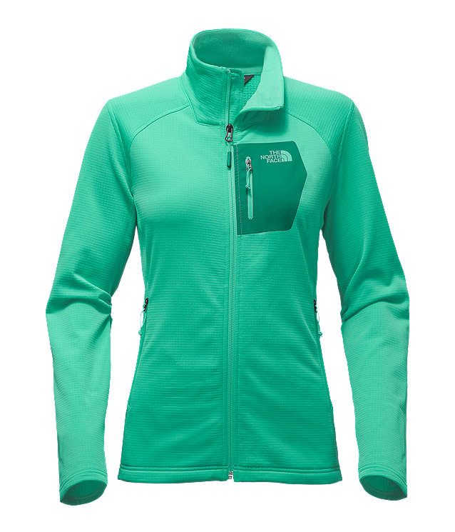 WOMEN'S BOROD FULL ZIP FLEECE