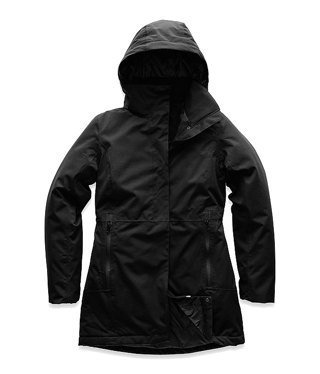 WOMEN'S INSULATED ANCHA PARKA II