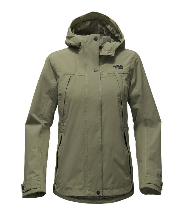 WOMEN'S DITMAS RAIN JACKET