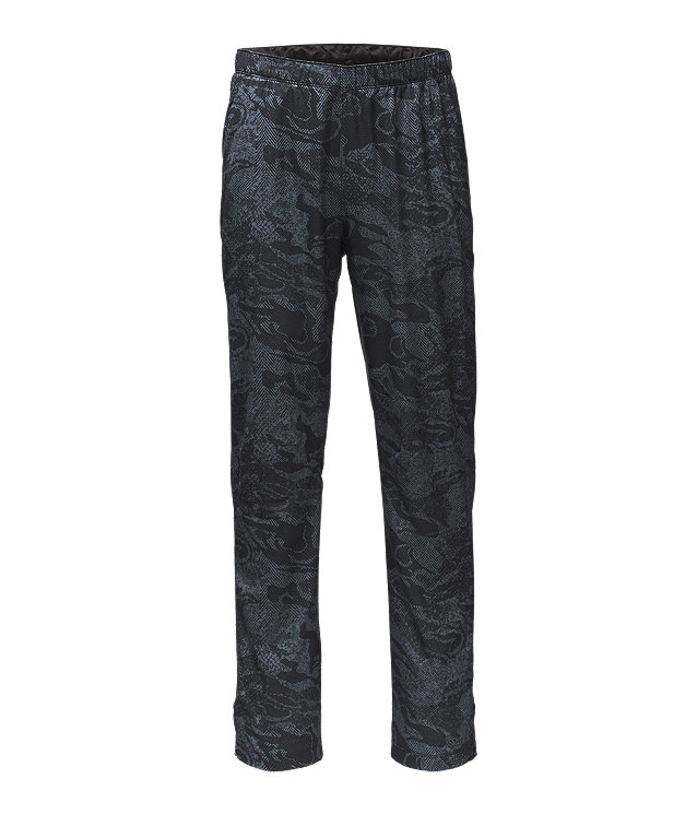 MEN'S VERSITAS PRINTED RIP PANTS