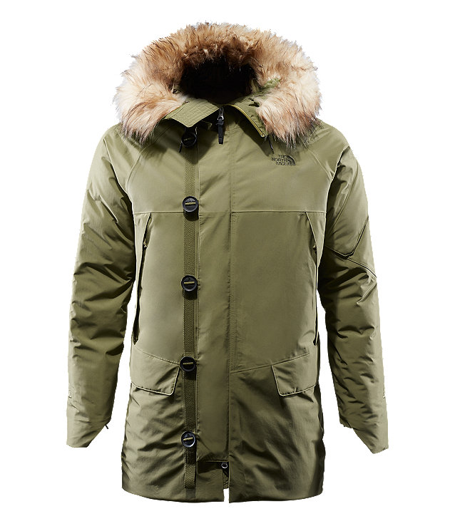 MEN'S BLACK SERIES COLD WEATHER PARKA