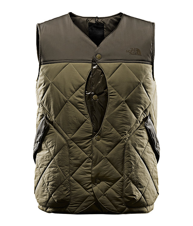 MEN'S BLACK SERIES RANGE VEST
