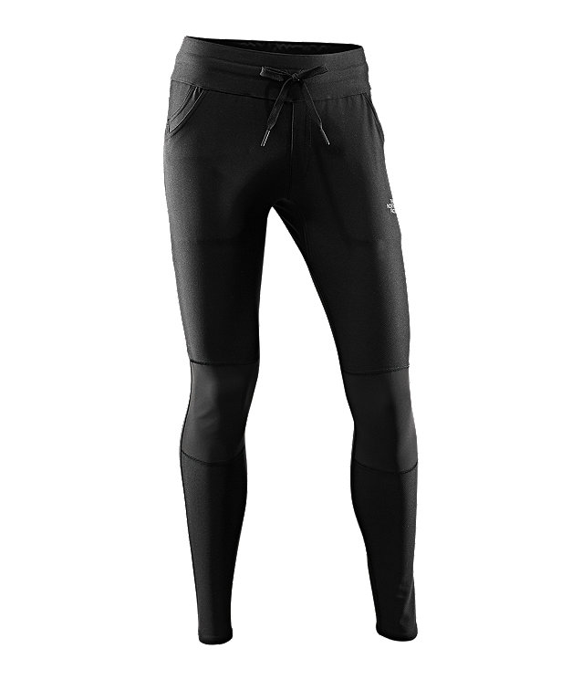 WOMEN'S BLACK SERIES KNEE PATCH KNIT TIGHTS