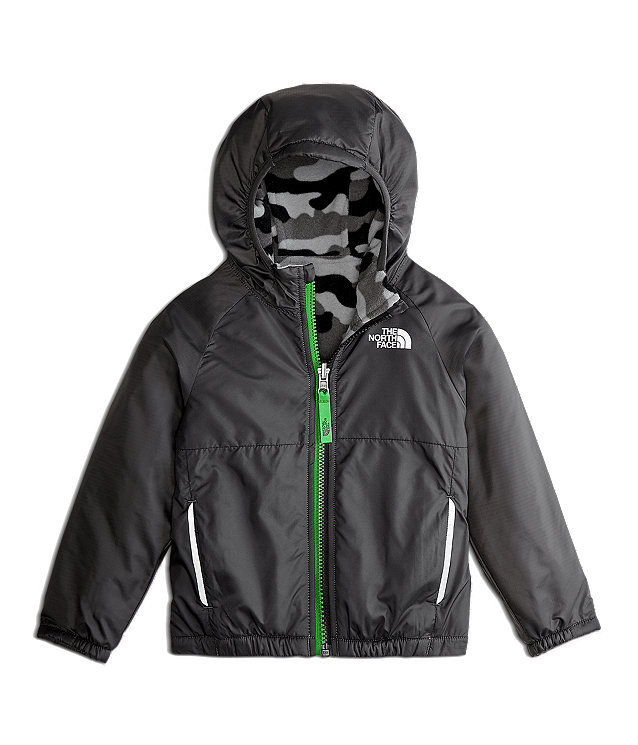 TODDLER BOYS' REVERSIBLE BREEZEWAY WIND JACKET