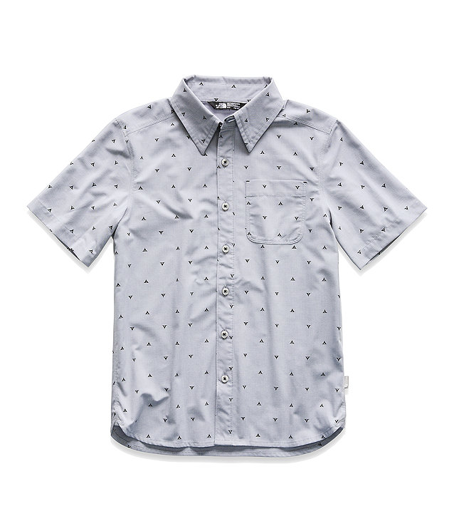 BOYS' SHORT-SLEEVE PURSUIT SHIRT