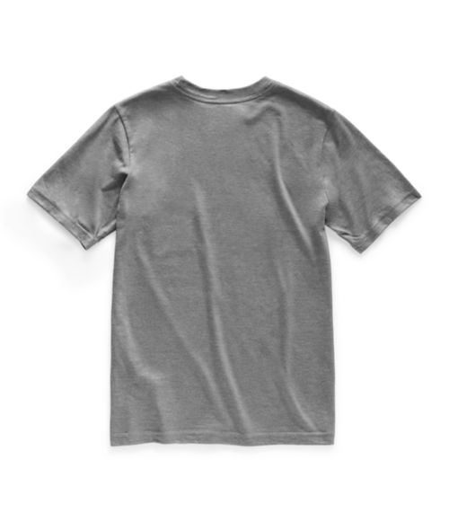 BOYS' SHORT-SLEEVE TRI-BLEND TEE-