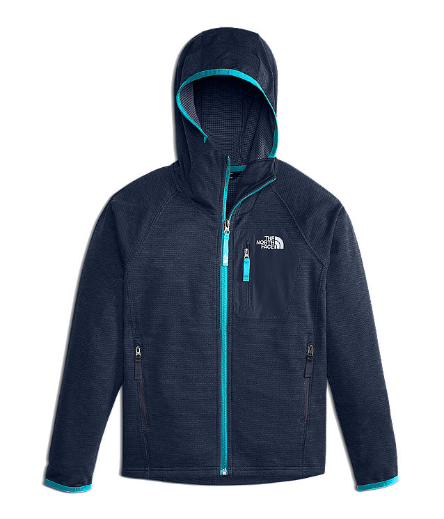 BOYS' MID CLOUD FLEECE HOODIE