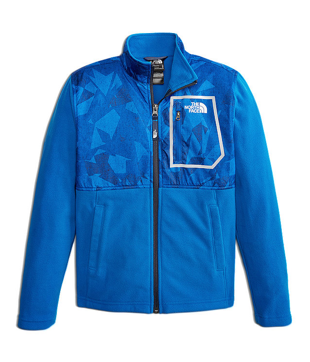 BOYS' GLACIER TRACK JACKET