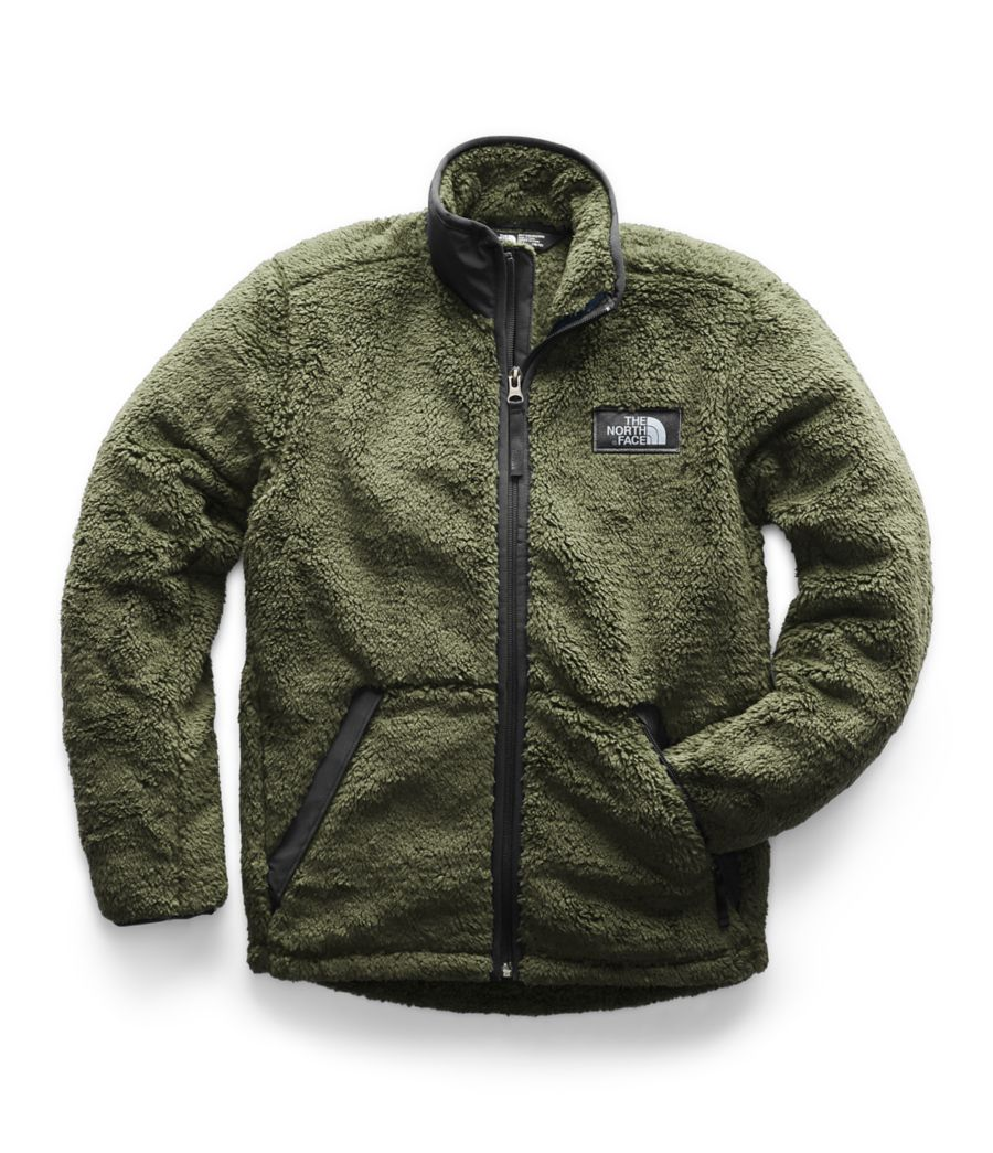 BOYS CAMPSHIRE FULL ZIP-