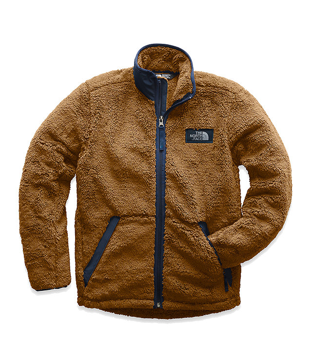 BOYS CAMPSHIRE FULL ZIP