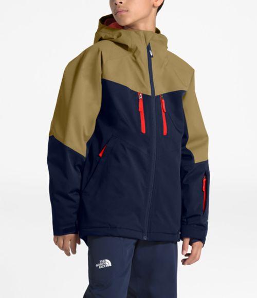 Boys' Chakal Insulated Jacket-