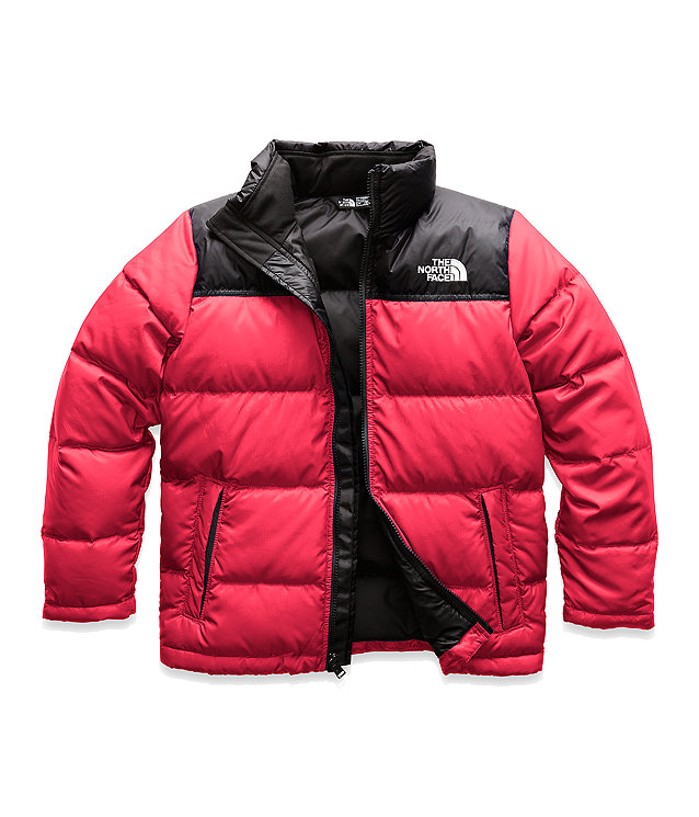 Boys' Nuptse Down Jacket
