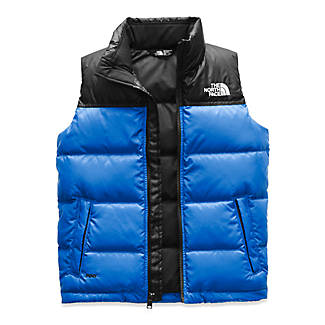 Teen down vests