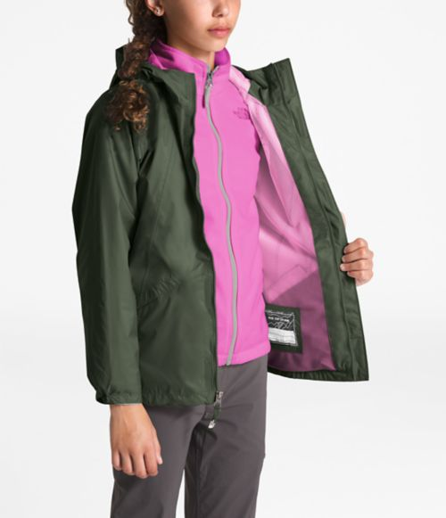 GIRLS' STORMY RAIN TRICLIMATE®-