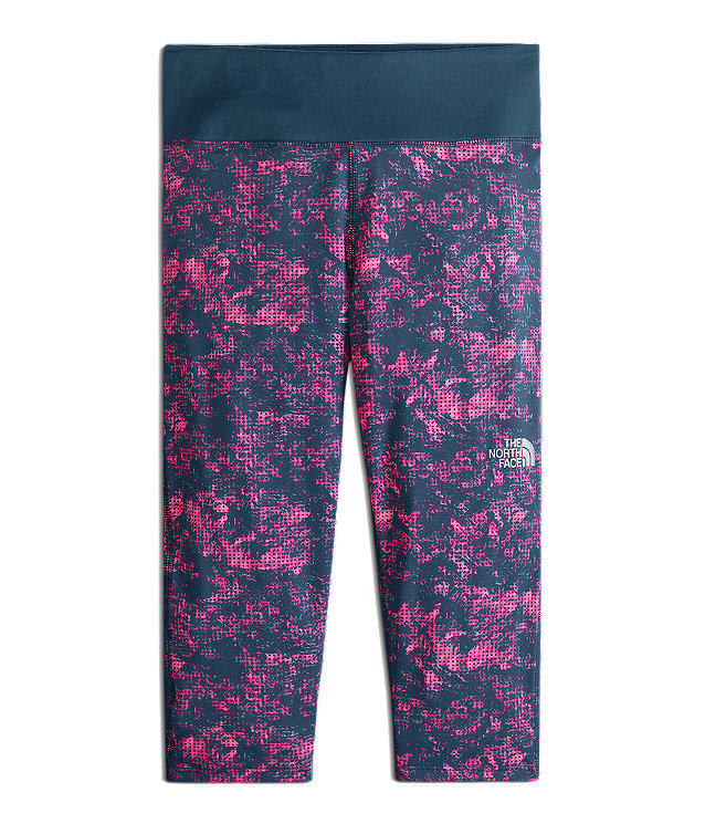 GIRLS' PULSE CAPRI