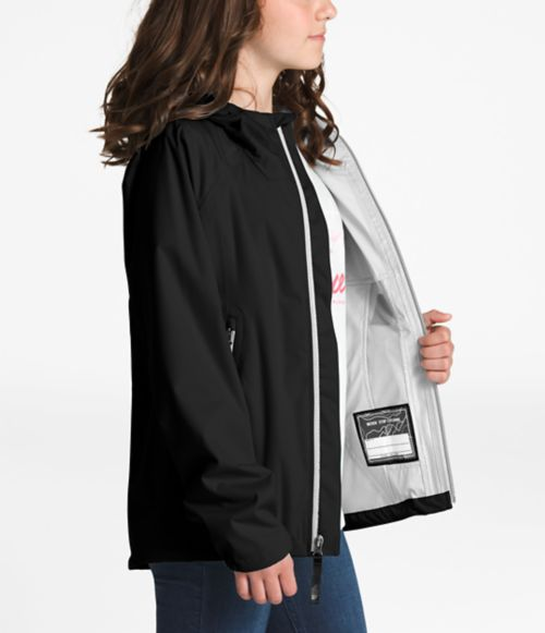 GIRLS' ALLPROOF STRETCH JACKET-