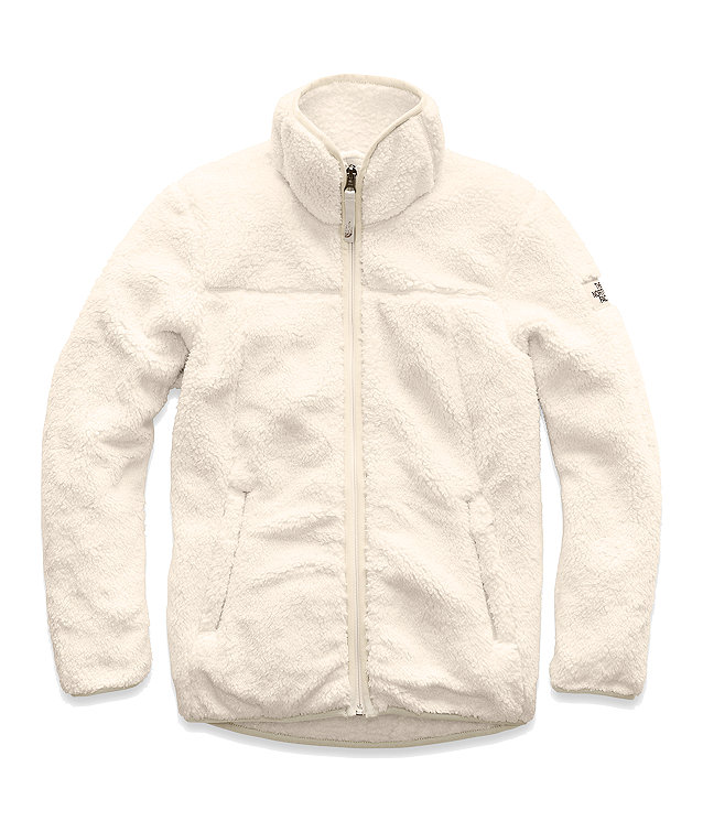 GIRLS' CAMPSHIRE FULL ZIP