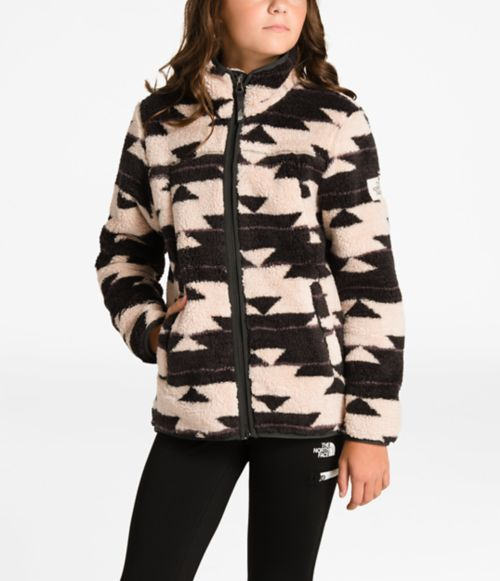 GIRLS' CAMPSHIRE FULL ZIP-