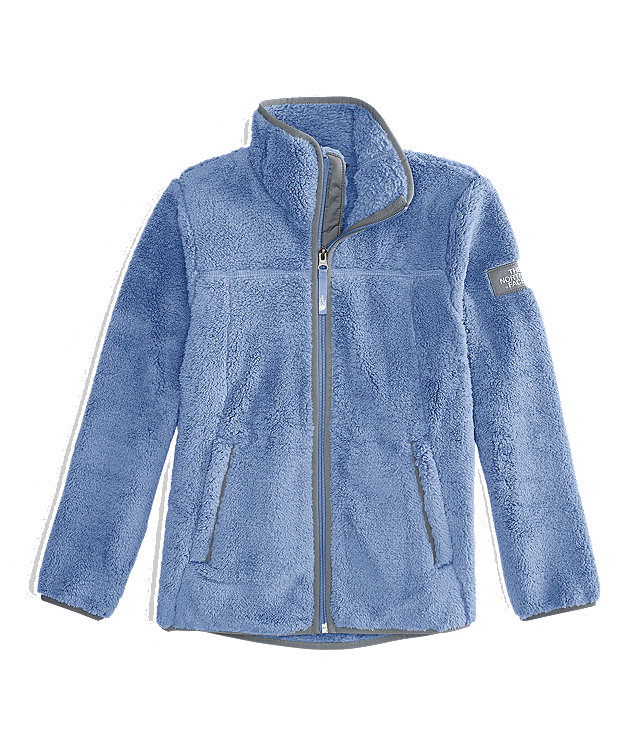 6592f5d08 GIRLS' CAMPSHIRE FULL ZIP