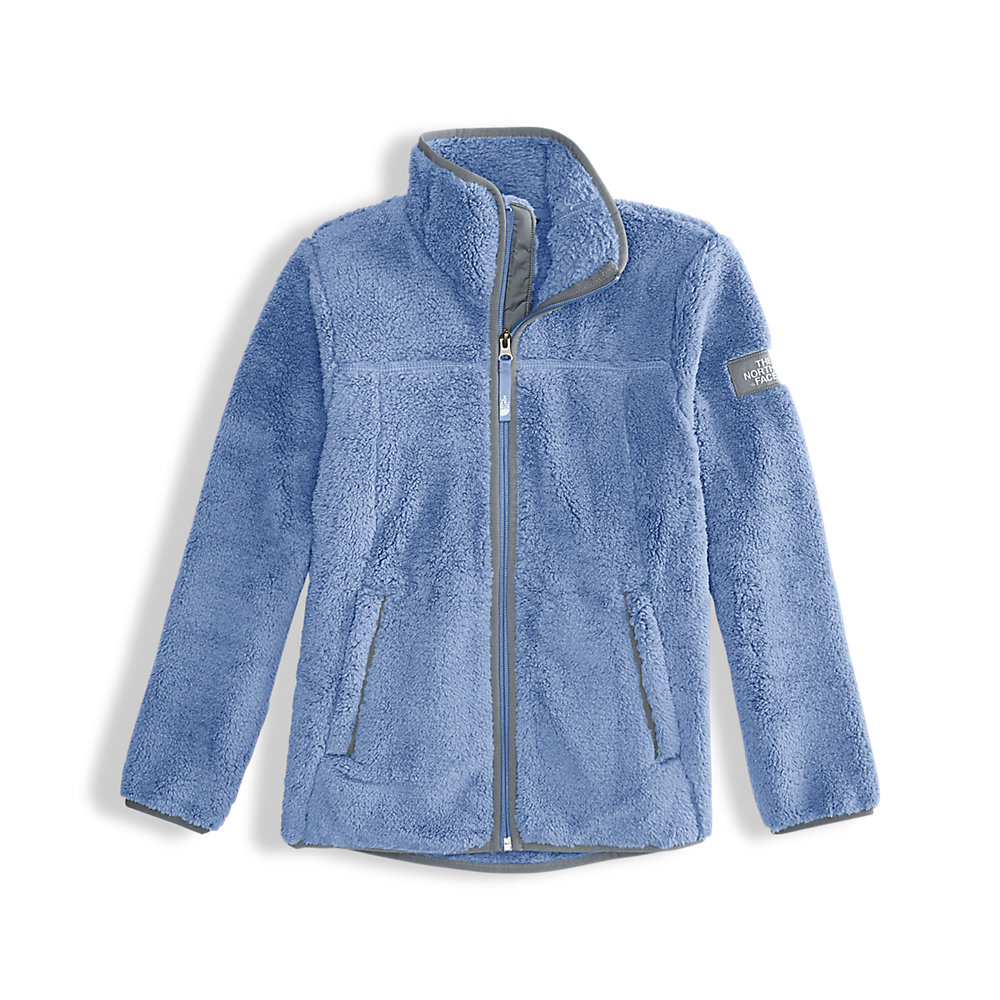 18d22c608a06 GIRLS  CAMPSHIRE FULL ZIP