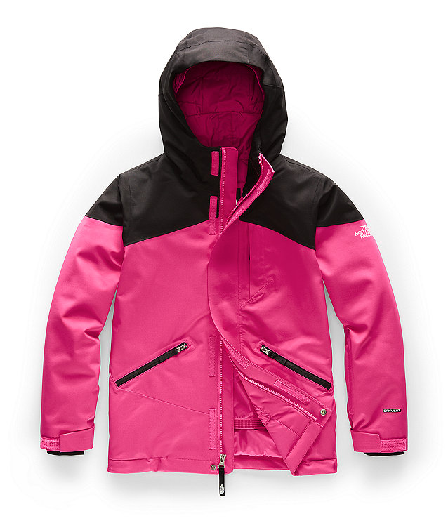 Girls' Lenado Insulated Jacket