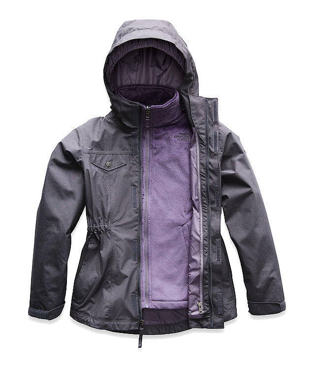 Girls' Osolita 2.0 Triclimate® Jacket