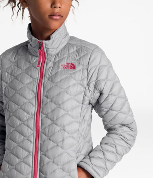 GIRLS' THERMOBALL™ FULL ZIP-