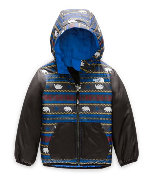 Toddler Boys' Reversible Perrito Jacket-