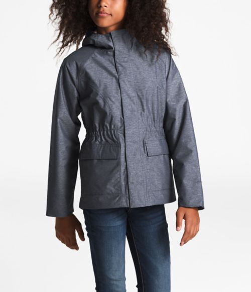 Girls' Warm Sophie Rain Parka-