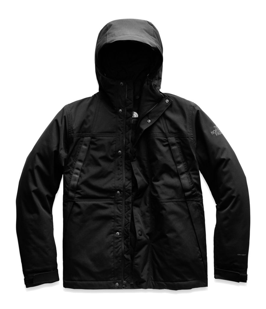 MEN'S STETLER INSULATED RAIN JACKET-
