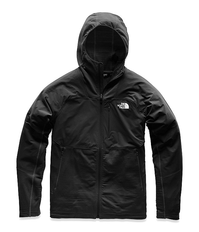 MEN'S PROGRESSOR POWER GRID™ FLEECE HOODIE