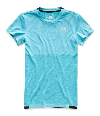 Women's Summit L1 Engineered Short Sleeve Top by The North Face