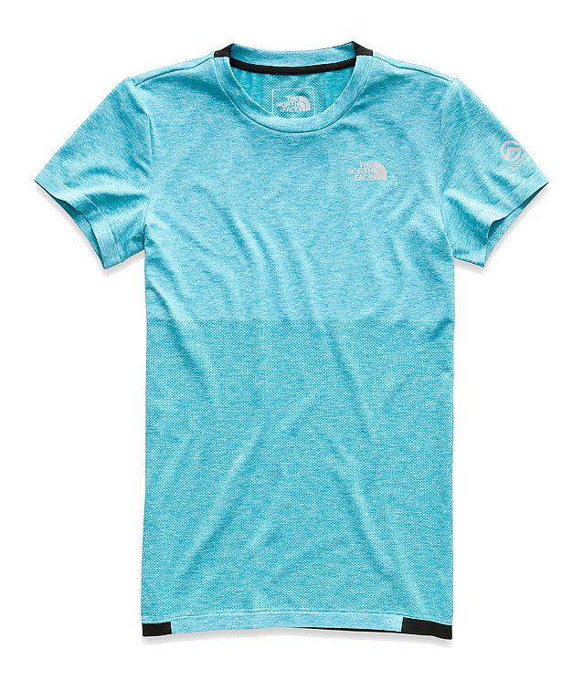 WOMEN'S SUMMIT L1 ENGINEERED SHORT-SLEEVE TOP