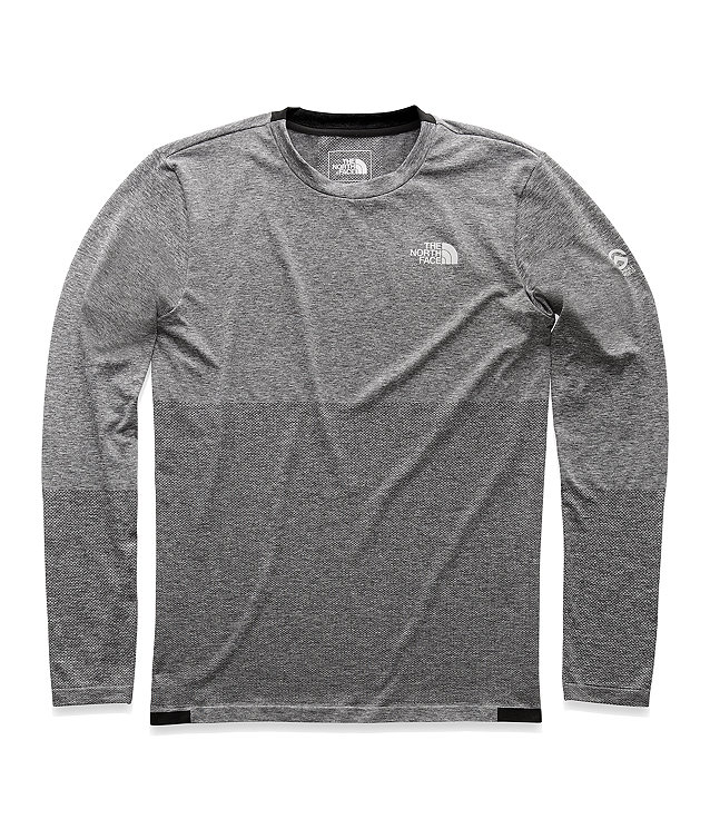 MEN'S SUMMIT L1 ENGINEERED LONG-SLEEVE TOP