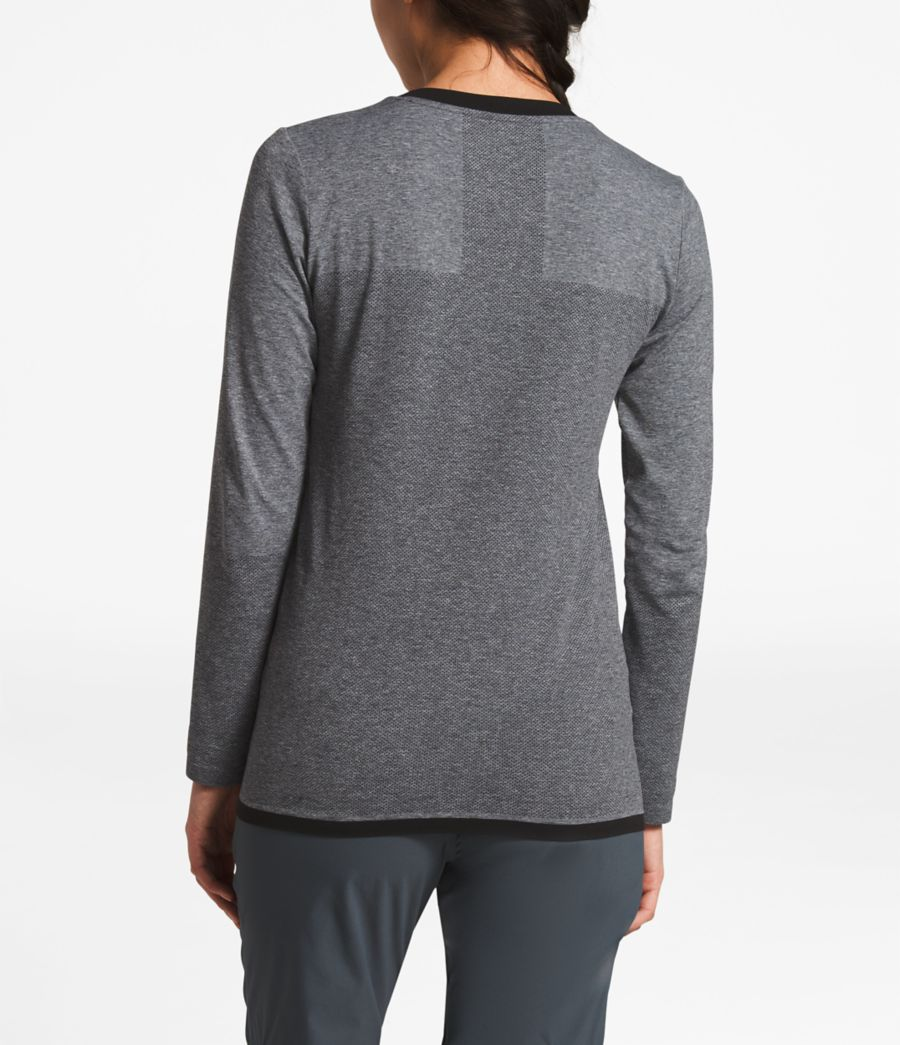 WOMEN'S SUMMIT L1 ENGINEERED LONG-SLEEVE TOP-
