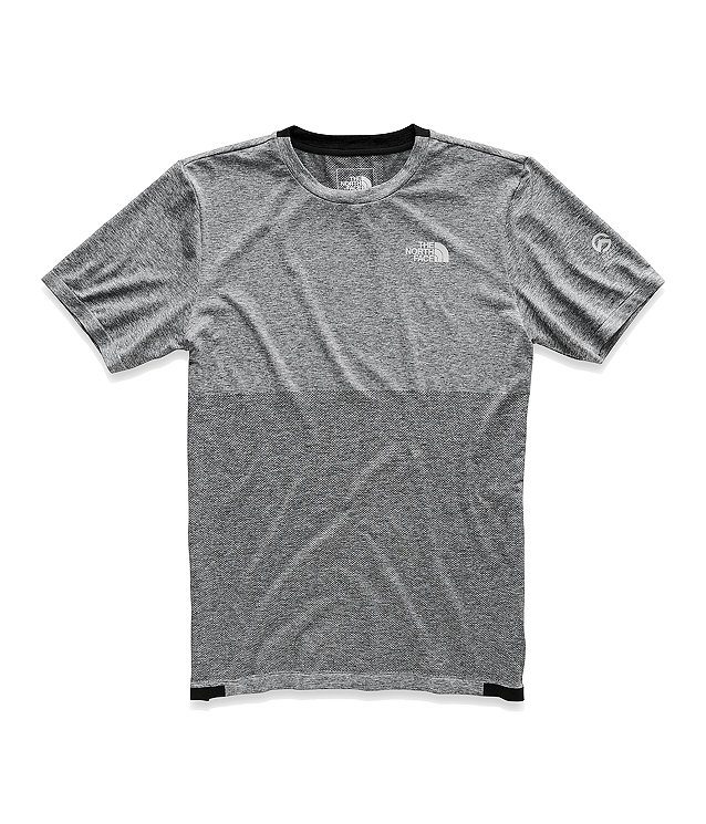 MEN'S SUMMIT L1 ENGINEERED SHORT-SLEEVE TOP
