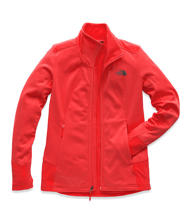 WOMEN'S SHASTINA STRETCH FULL ZIP