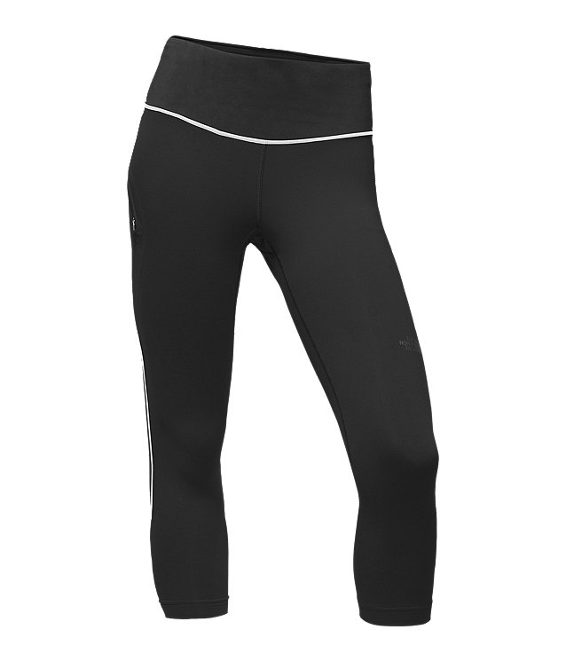 WOMEN'S FLIGHT ZERO MID-RISE CAPRIS