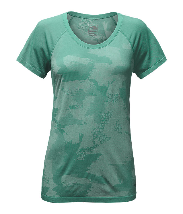 WOMEN'S SEAMLESS SHORT-SLEEVE TEE
